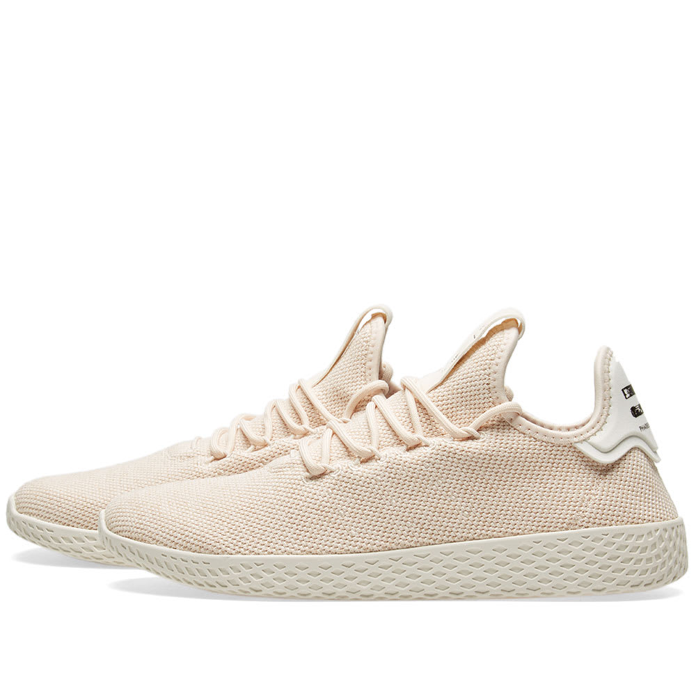 066e5b694 Adidas x Pharrell Williams Tennis Hu W Linen   Chalk White