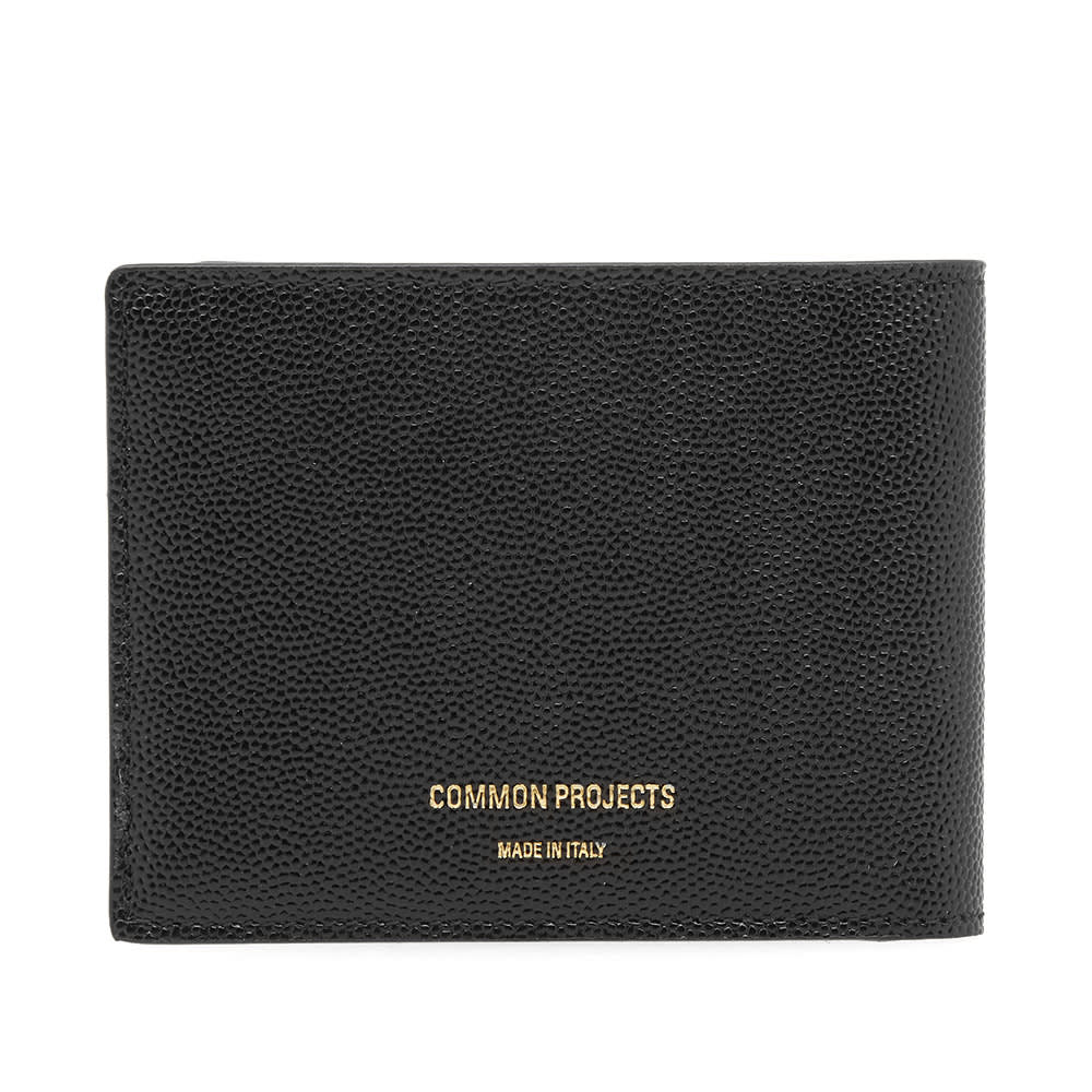 COMMON PROJECTS GRAIN LEATHER STANDARD WALLET