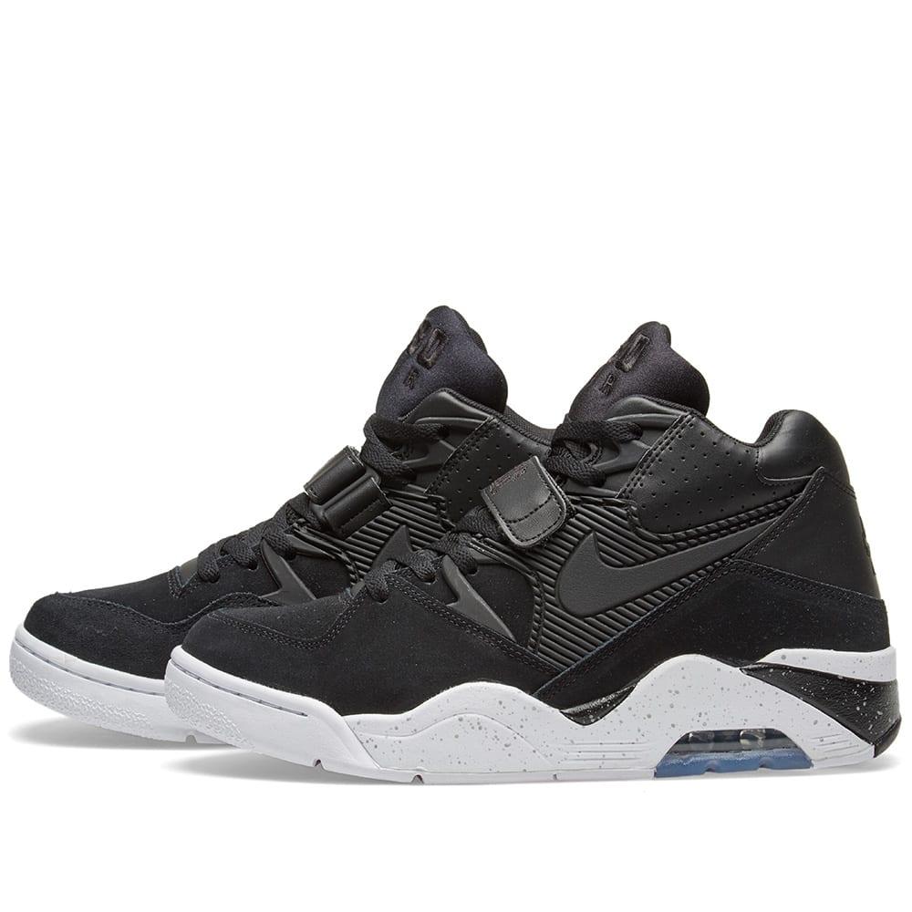 Nike Air Force 180 Black White | 310095 003