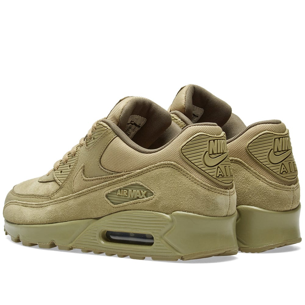 Nike Air Max 90 Premium | Green | Sneakers | 700155 202