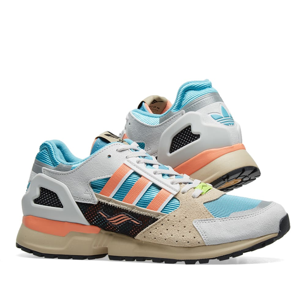 separation shoes 93595 acca8 Adidas ZX 10,000 C