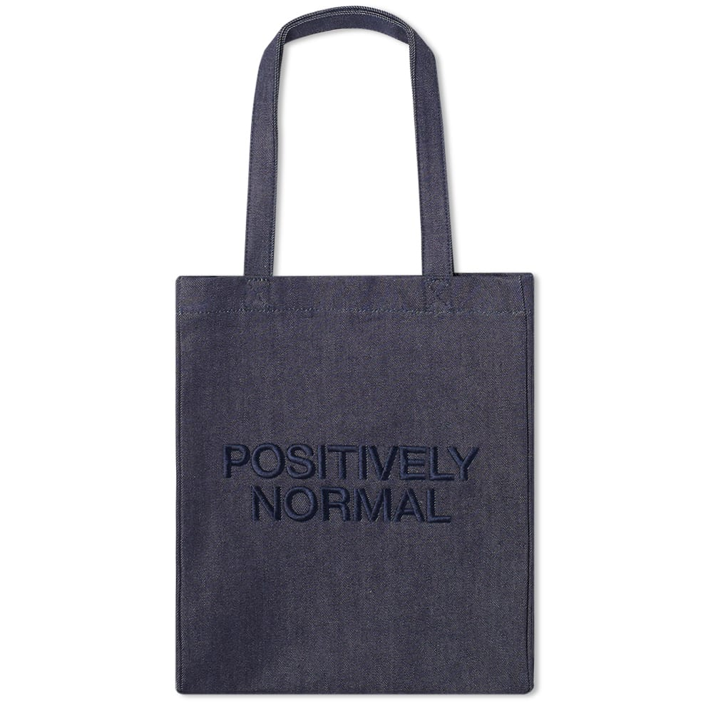 A.p.c. A.P.C. Positively Normal Denim Tote