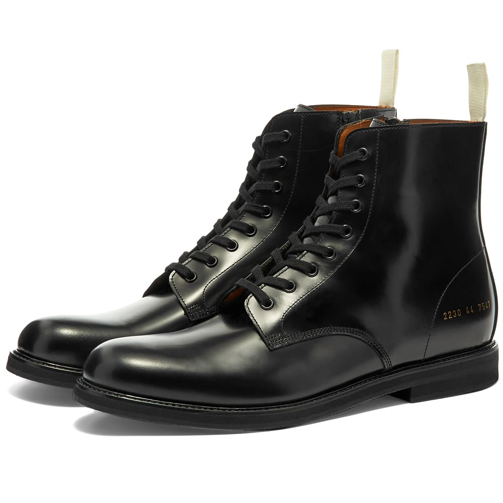Common Projects Common Projects Standard Combat Boot