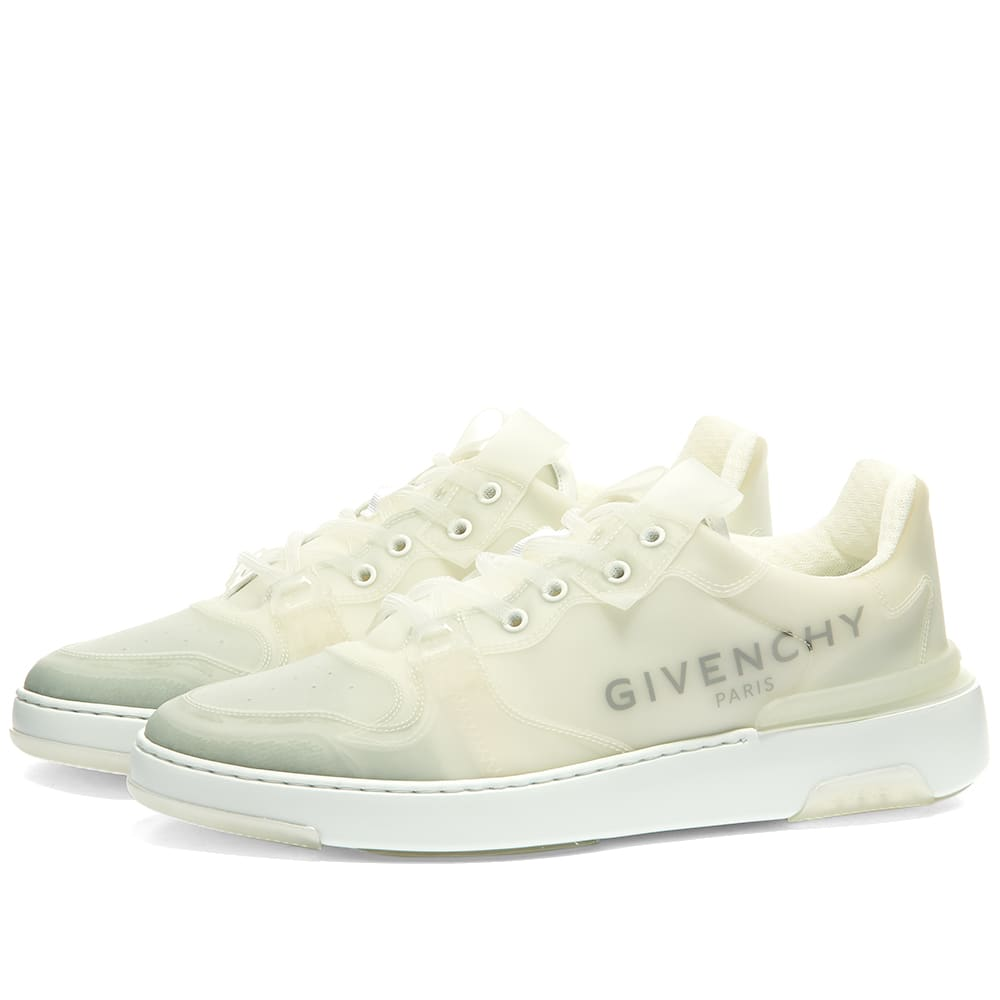 Givenchy Logo Wing Sneaker White   END.
