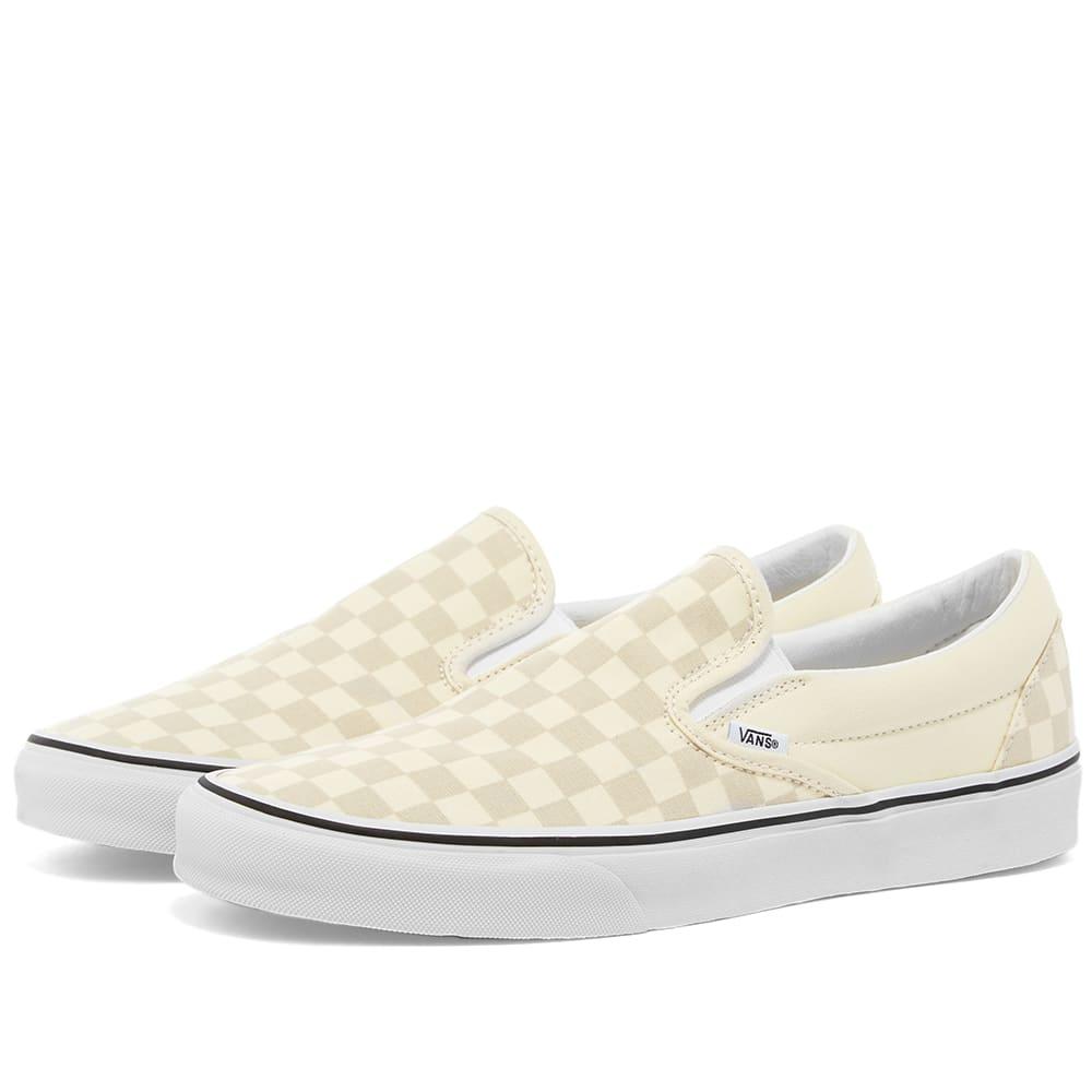 Vans UA Classic Slip-On Classic White