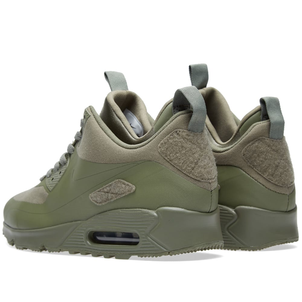 Air Max 90 Sneakerboot Patch Green