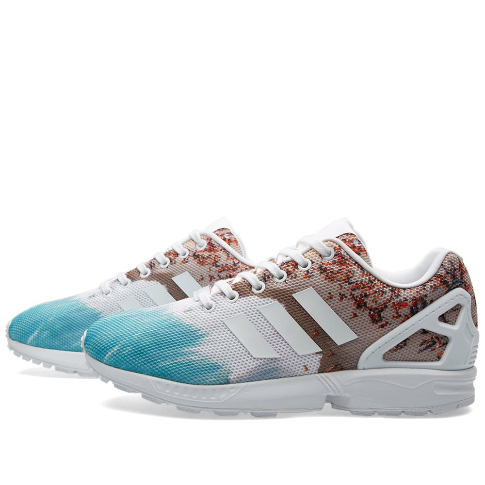 the latest 4e504 55ecc Adidas ZX Flux