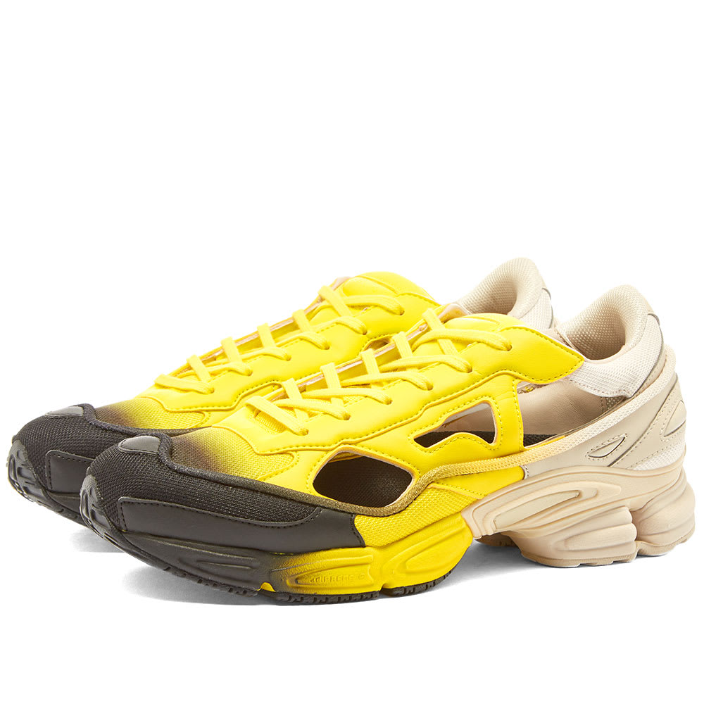 new style 8203c aecb8 Adidas x Raf Simons Replicant Ozweego Yellow, Brown   Black   END.