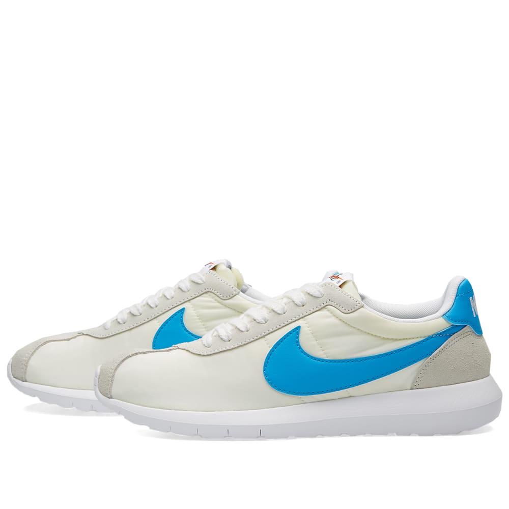 sports shoes 98f4a 82f25 Nike Roshe LD-1000. Summit White   Blue Glow