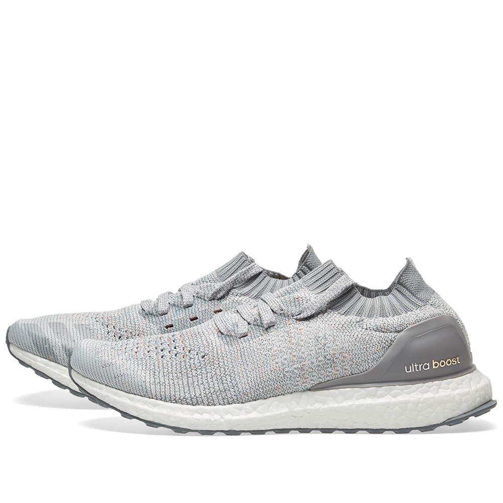 9876e4c4d Adidas Ultra Boost Uncaged Clear Grey   Mid Grey