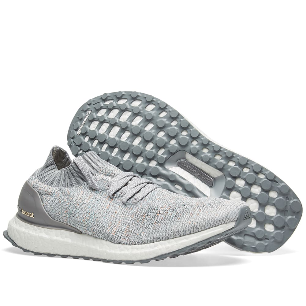 the latest 30650 13d34 Adidas Ultra Boost Uncaged. Clear Grey   Mid Grey
