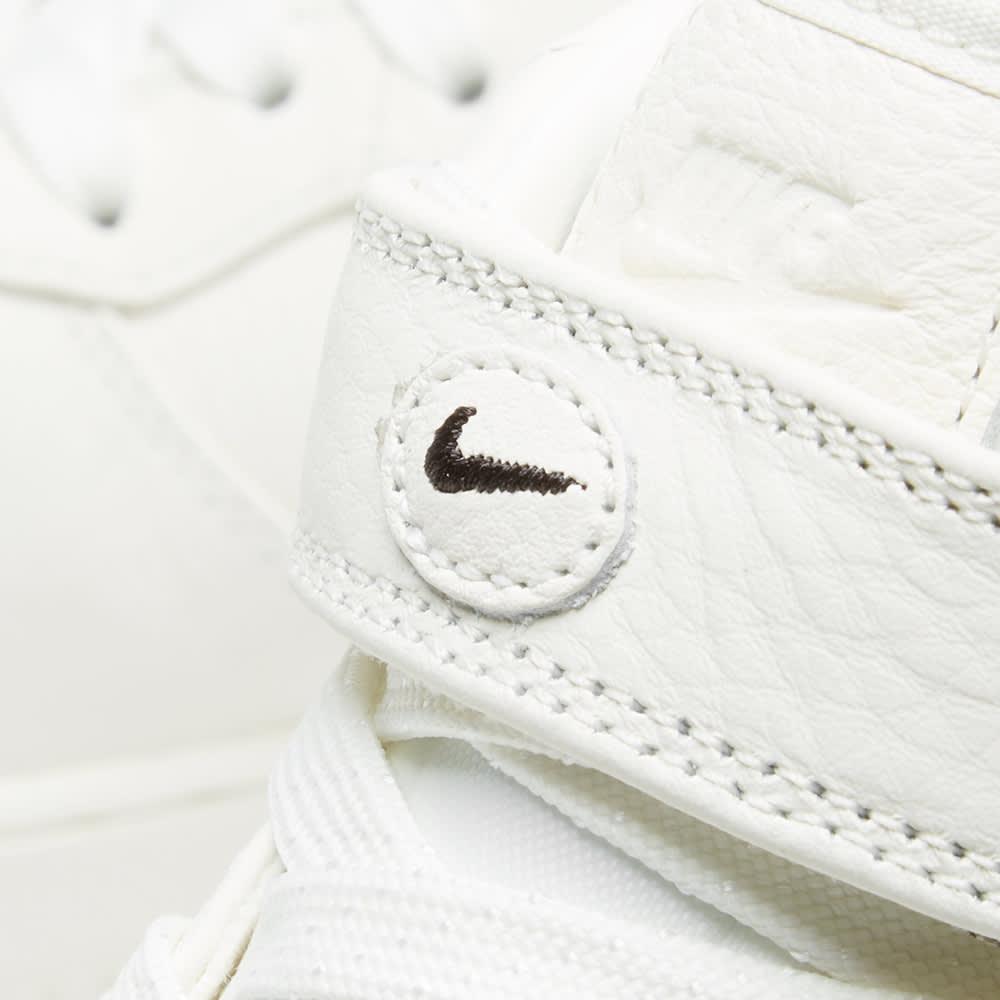 2ad05fff63 Nike Air Force 1 Premium Retro Mid 'Jewel' Sail | END.