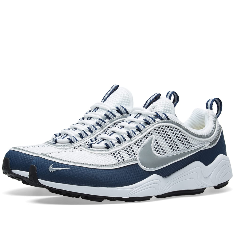 ed936b3a943ae Nike Air Zoom Spiridon White