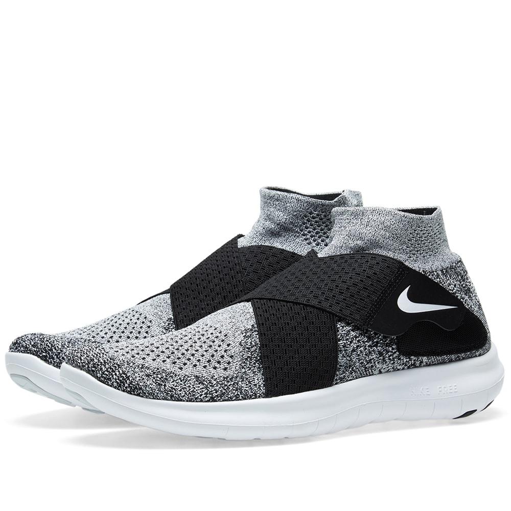 d45991211903 Nike Free Rn Motion Flyknit 2 Black
