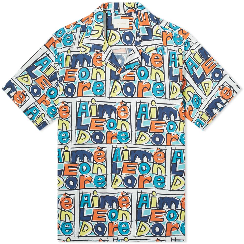 Aime Leon Dore Crayon Vacation Shirt