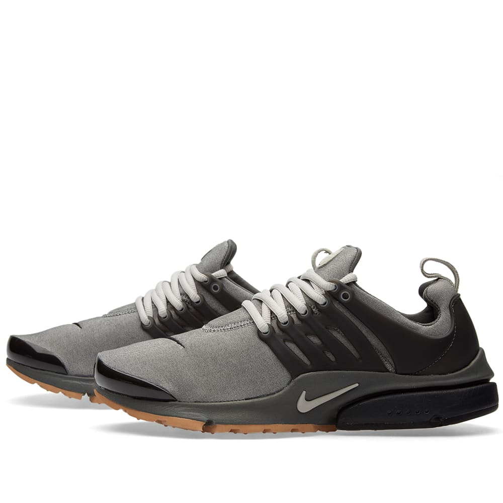 c133fbc071867 Nike Air Presto Premium Tumbled Grey & Granite | END.