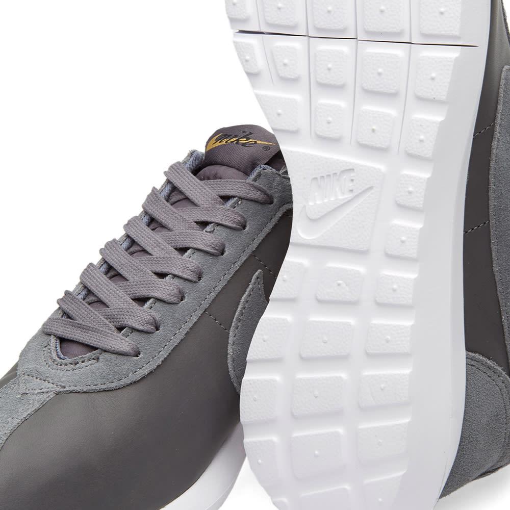 buy online c0aa7 7b2b1 Nike Roshe LD-1000 Premium QS Dark Grey   White   END.