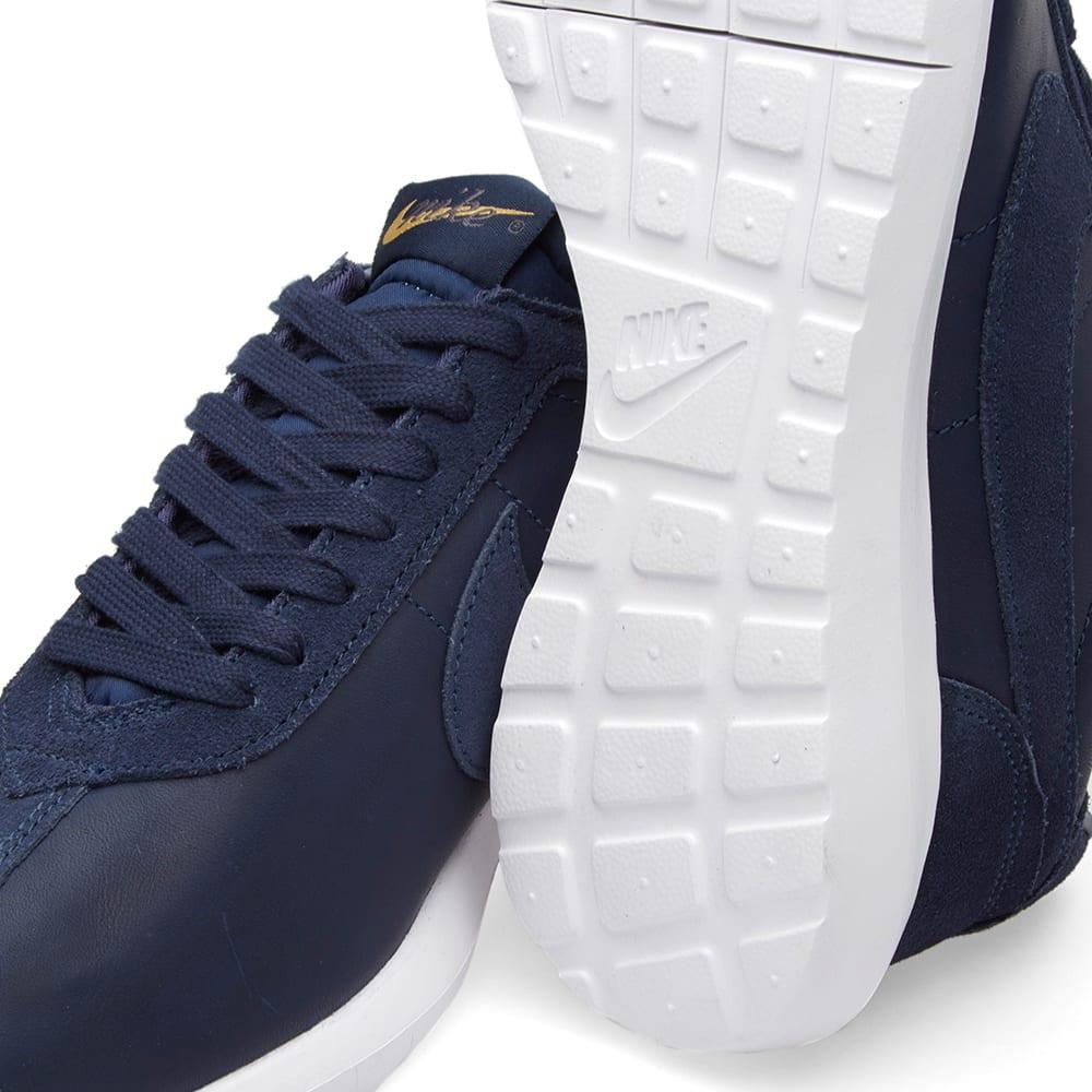 new style 3a4e8 581d3 Nike Roshe LD-1000 Premium QS Obsidian   White   END.