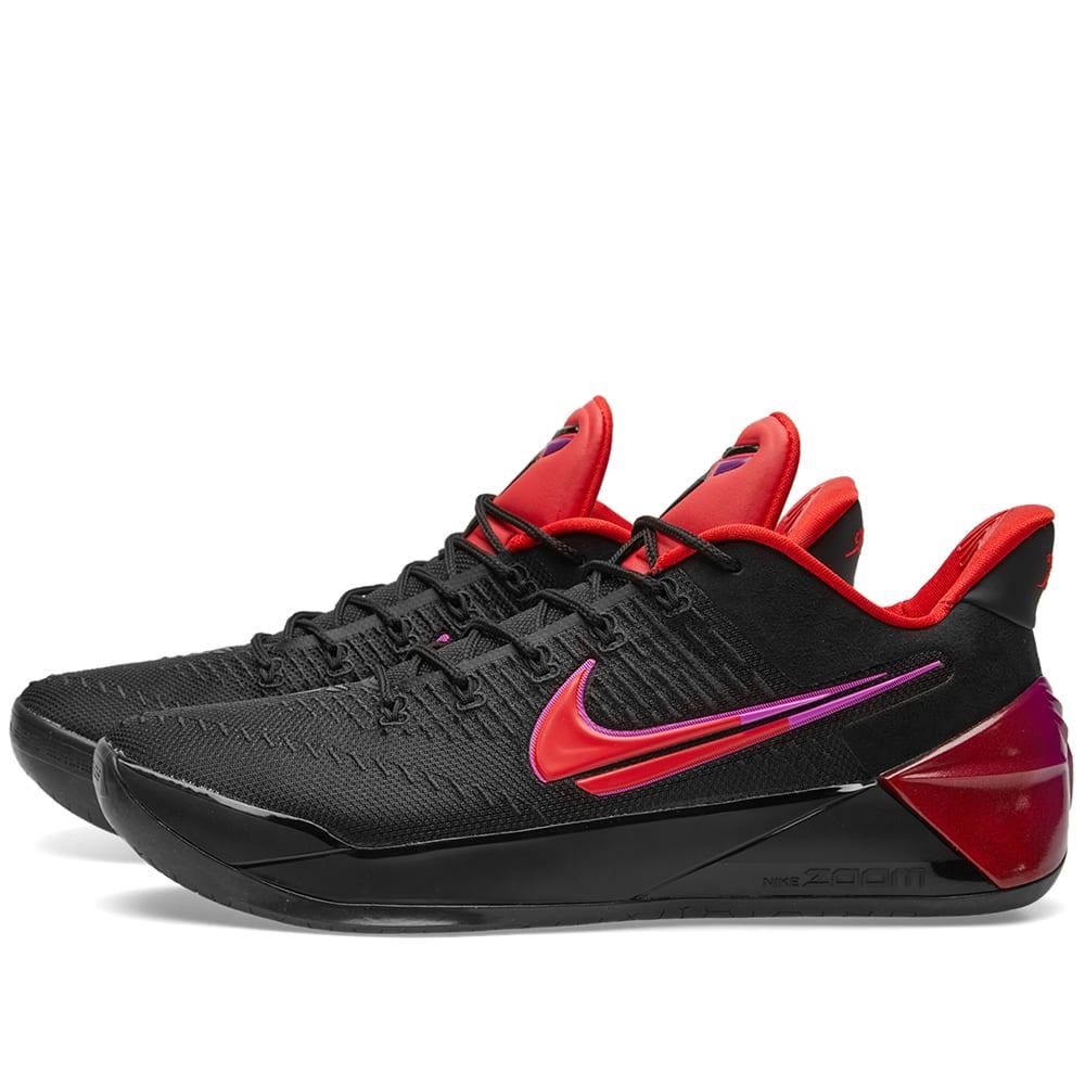 3de245a99f1c Nike Kobe AD Black   University Red