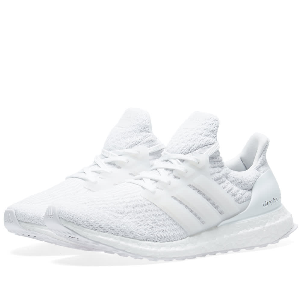 76d676de5f059 Adidas Ultra Boost 3.0 White