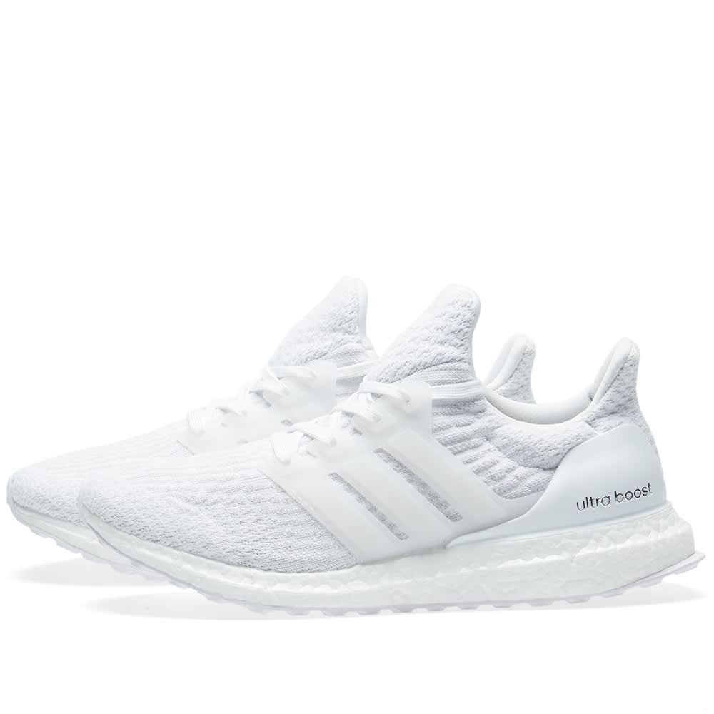 cd3c200b4ae Adidas Ultra Boost 3.0 White