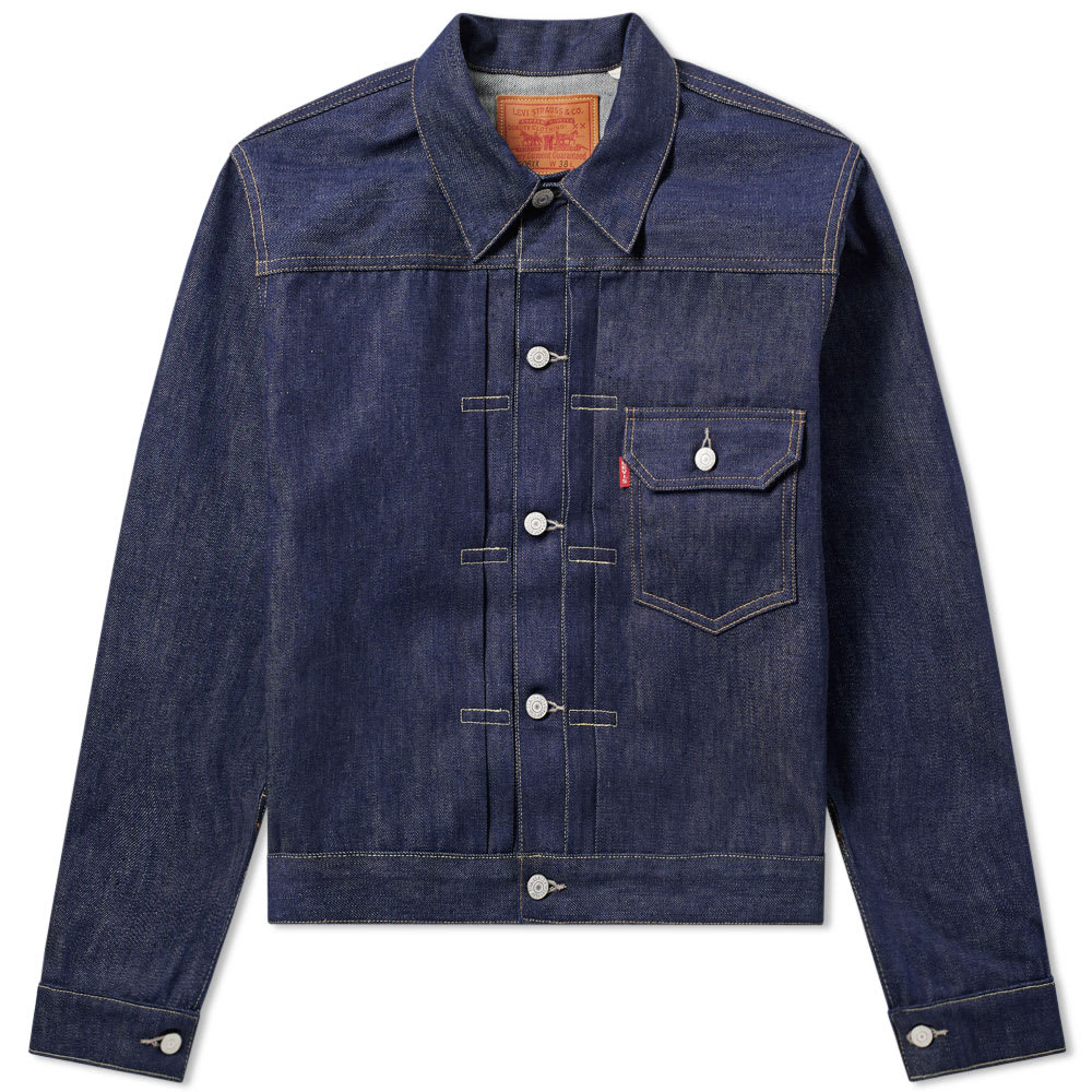 order online limpid in sight durable in use Levi's Vintage Clothing 1936 Type 1 Denim Jacket