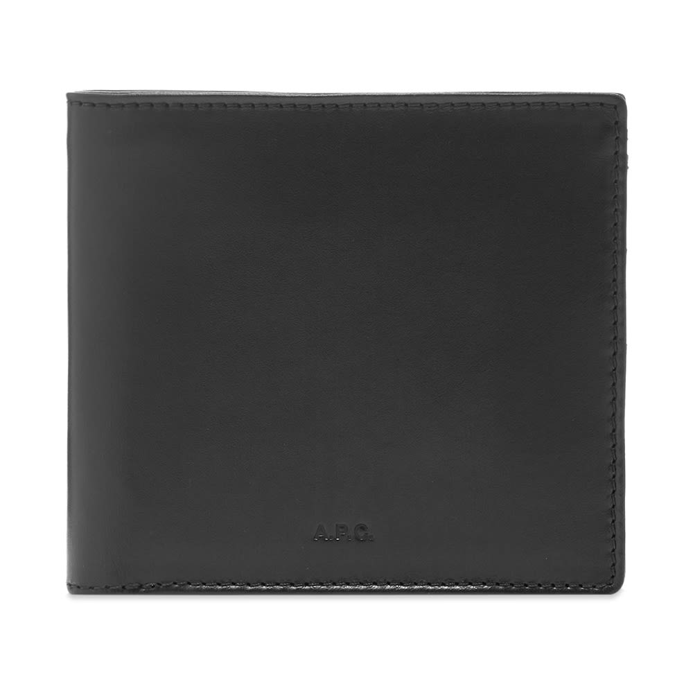 A.P.C. London Billfold Wallet