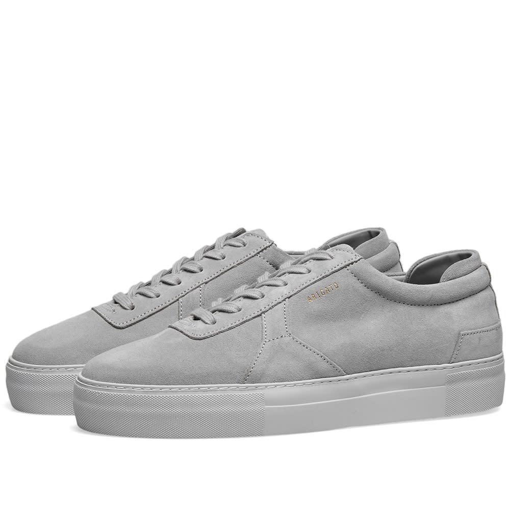 540e117cf13b Axel Arigato Platform Sneaker Light Grey Suede | END.