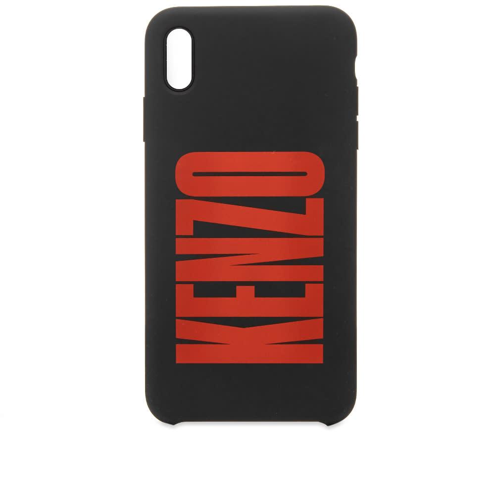iphone xs max silicone case black