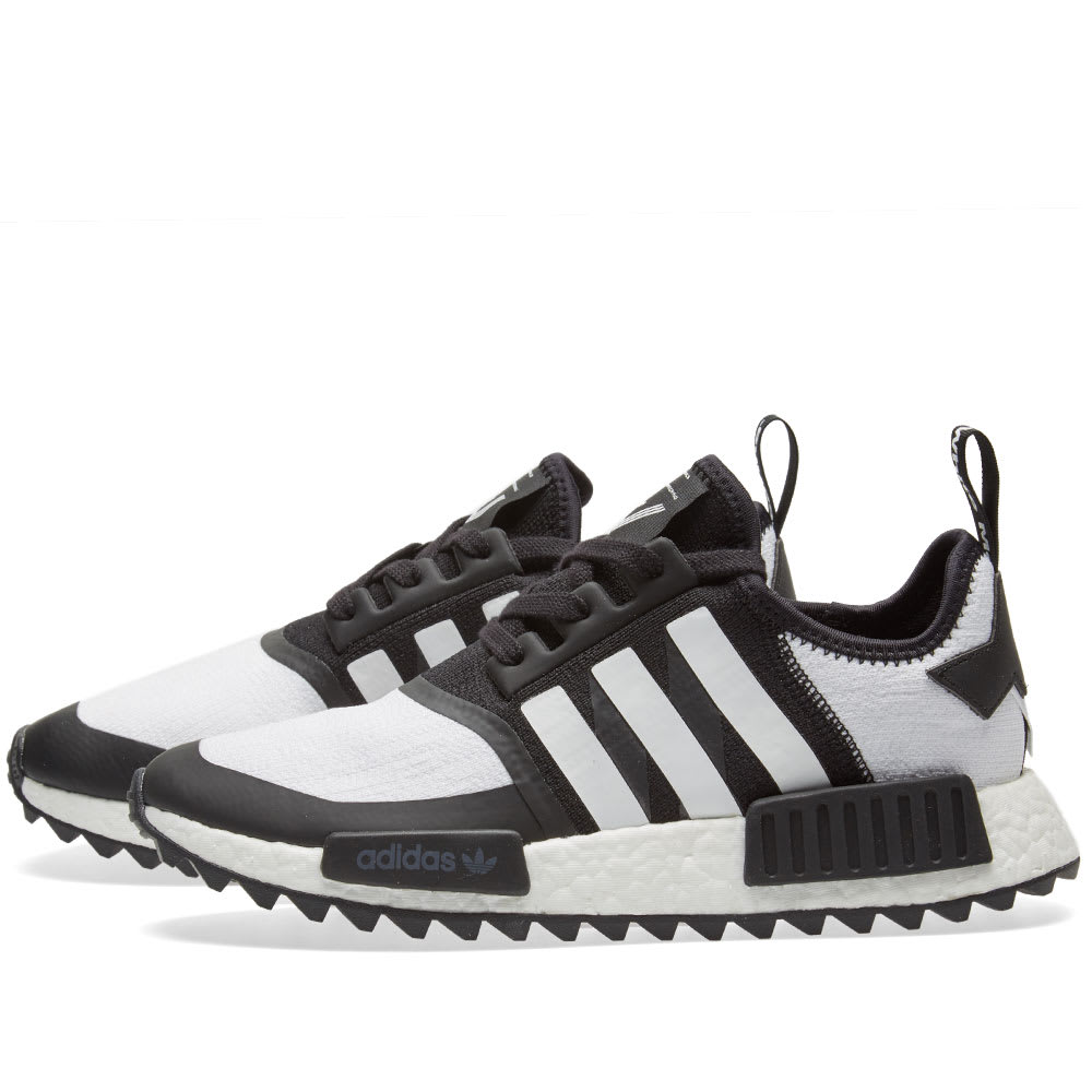 5b8d053de Adidas x White Mountaineering NMD Trail PK Core Black & White | END.