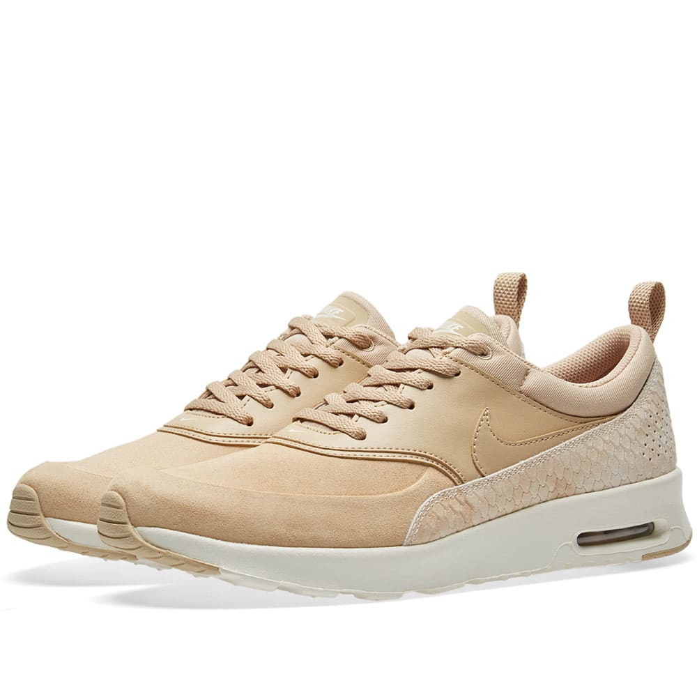 huge selection of 2d4cb e8f0f NIke Air Max Thea Premium W Linen   Sail   END.
