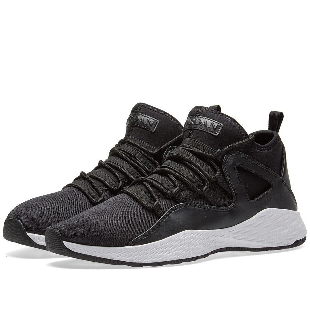 c942b9a93be1d5 Nike Jordan Formula 23 Black   White