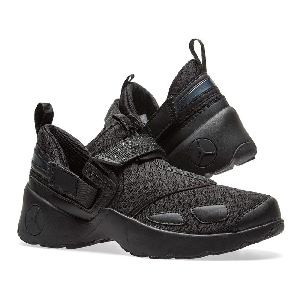 san francisco 695e6 77de4 Nike Jordan Trunner LX Black | END.