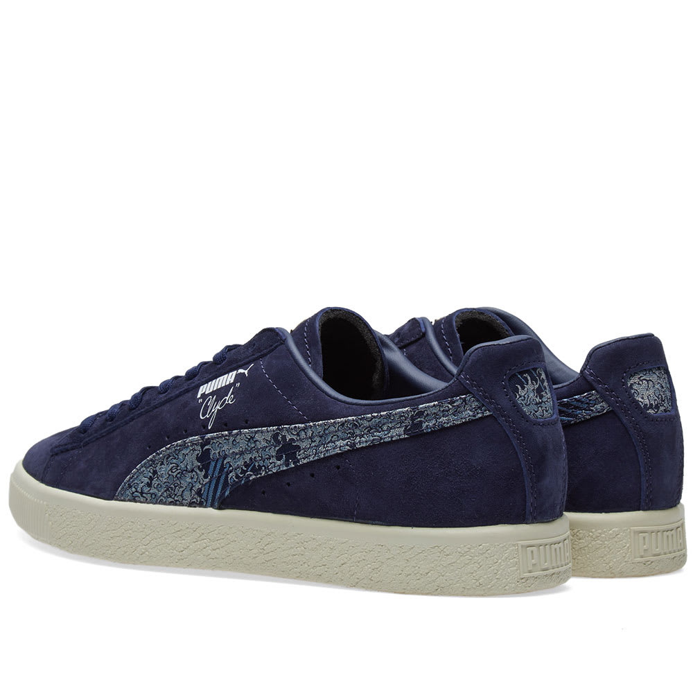 finest selection 92787 6ce52 Puma Clyde 'Marine Day'