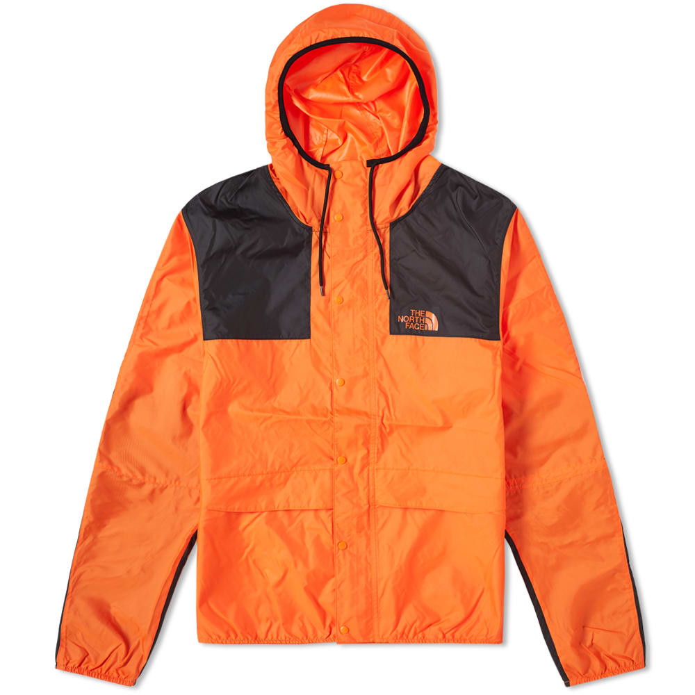 100% genuine free delivery amazon The North Face 1985 Mountain Jacket Persian Orange | END.