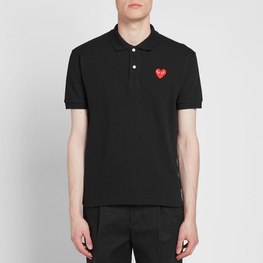 comme des garcons t shirt price, Comme Des Garçons Play Polo