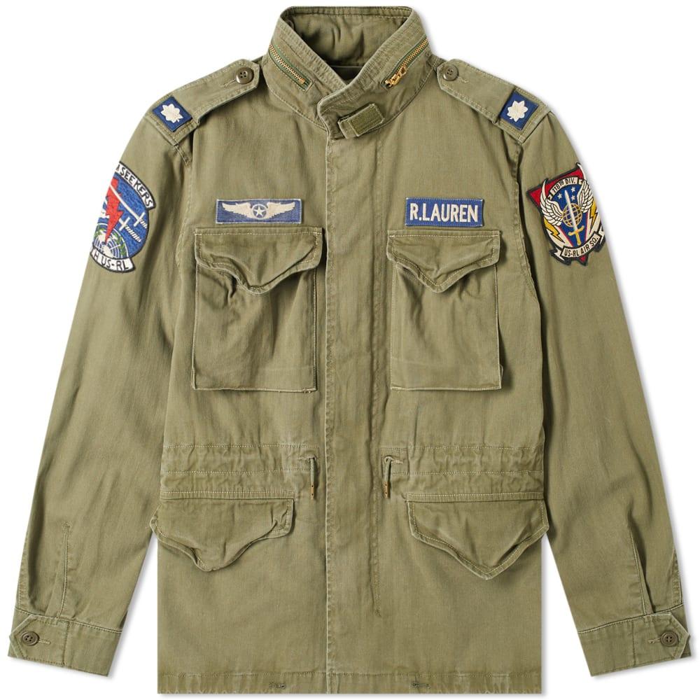 Army Jacket Ralph 65 M Polo Lauren 0N8nmw