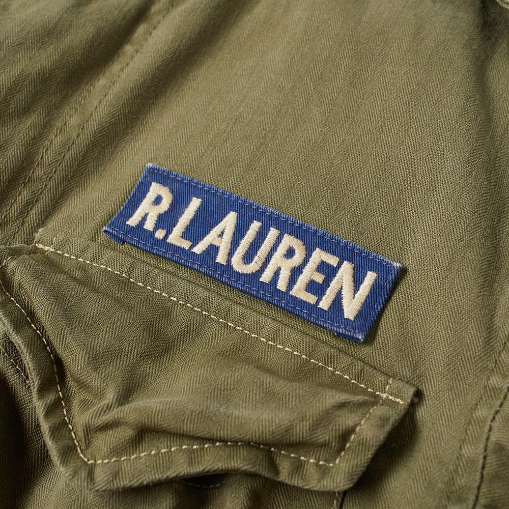 Polo Ralph 65 Army Jacket Lauren M IDH2E9W