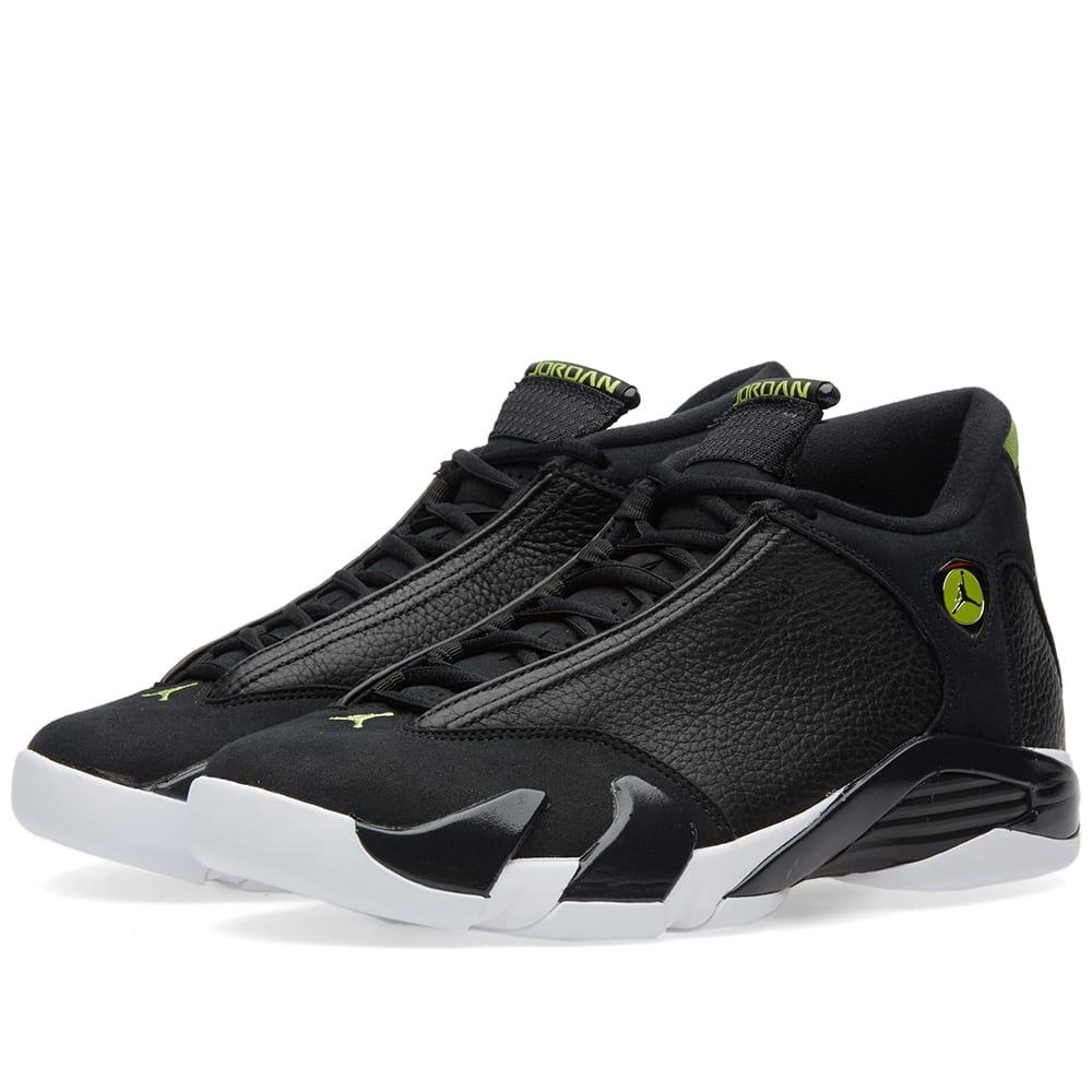 de91ff4745b7 Nike Air Jordan 14 Retro Black