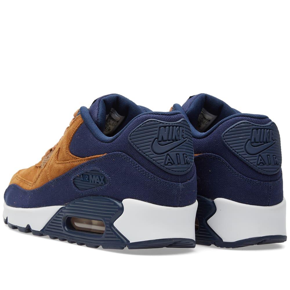 official photos 57470 2e996 Nike Air Max 90 Premium. Ale Brown ...