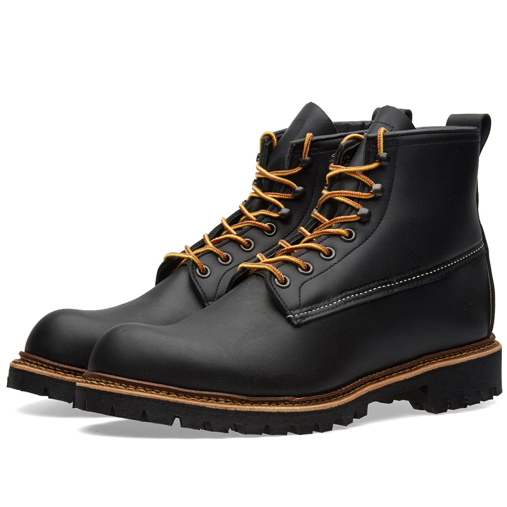 """RED WING 2930 HERITAGE WORK 6"""" ICE CUTTER BOOT"""