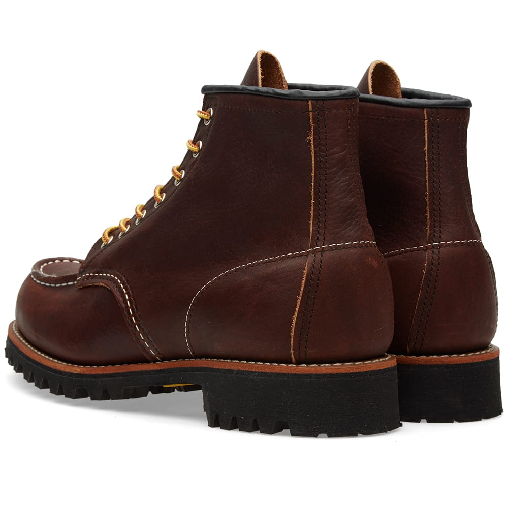e154ee1d59d Red Wing 8146 Heritage Work 6 Moc Toe Boot