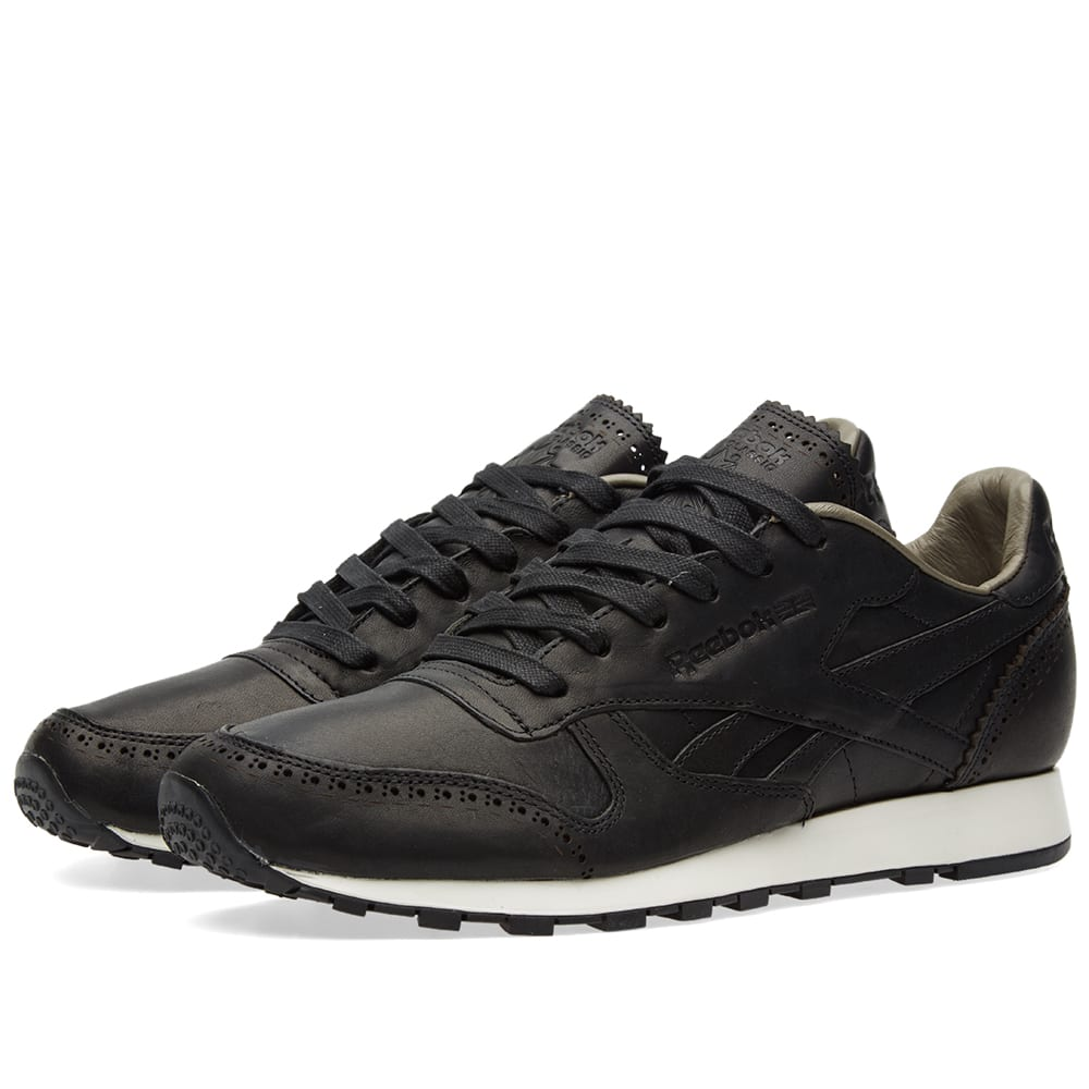 Reebok x Horween Leather Co. Classic Leather Lux