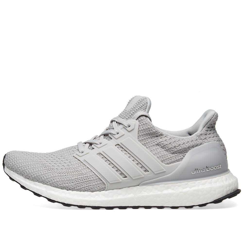 b63b667a2a427 Adidas Ultra Boost 4.0 Grey Two   Core Black