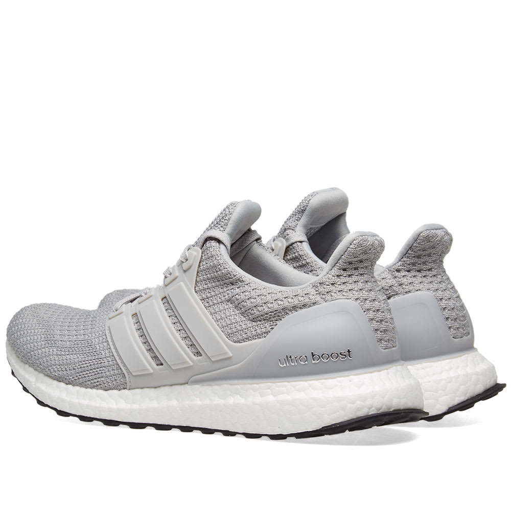 ed342d49d Adidas Ultra Boost 4.0 Grey Two   Core Black