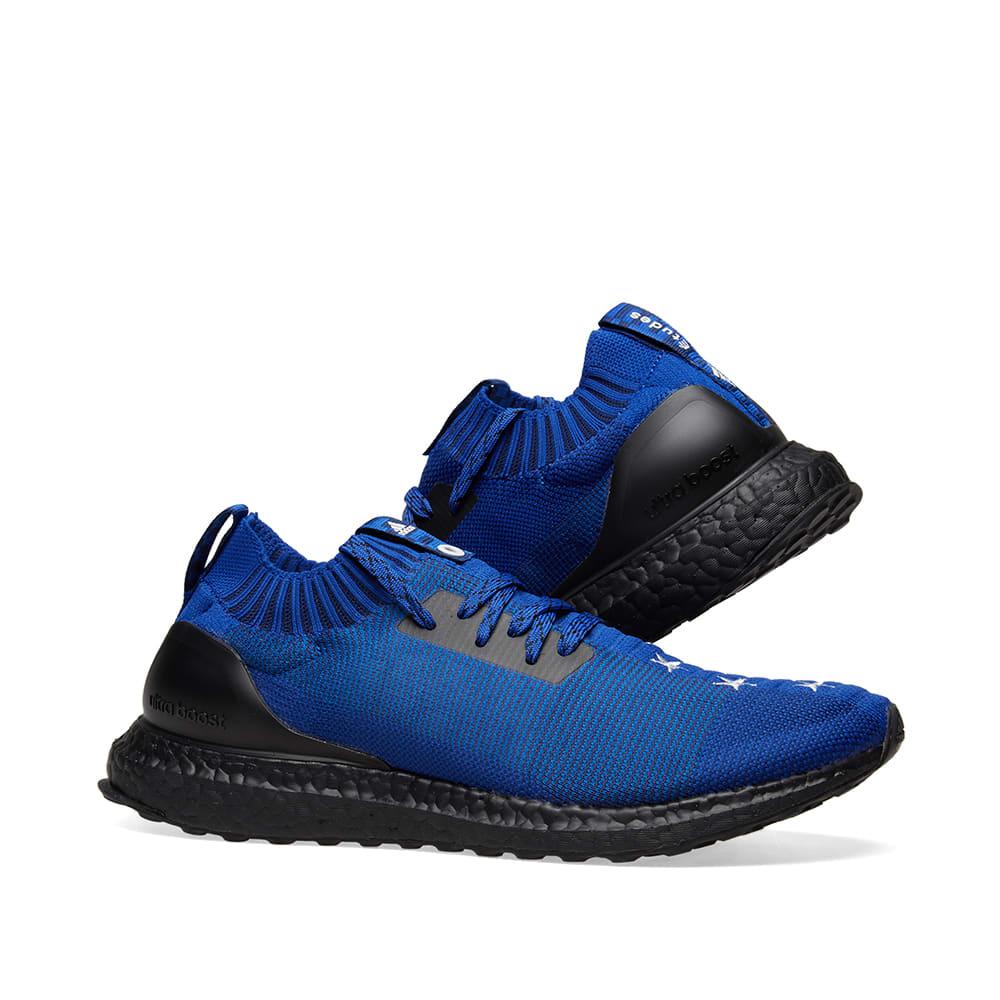 4dc076b4413 Adidas Consortium x Etudes Ultra Boost Blue   Collegiate Royal