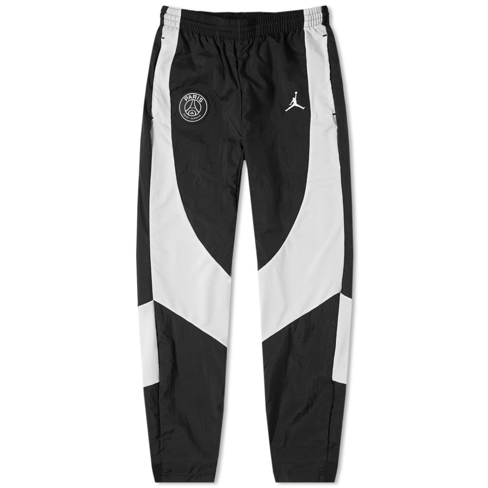 f81ae46d1c17f6 Jordan x Paris Saint-Germain AJ1 Pant Black   White