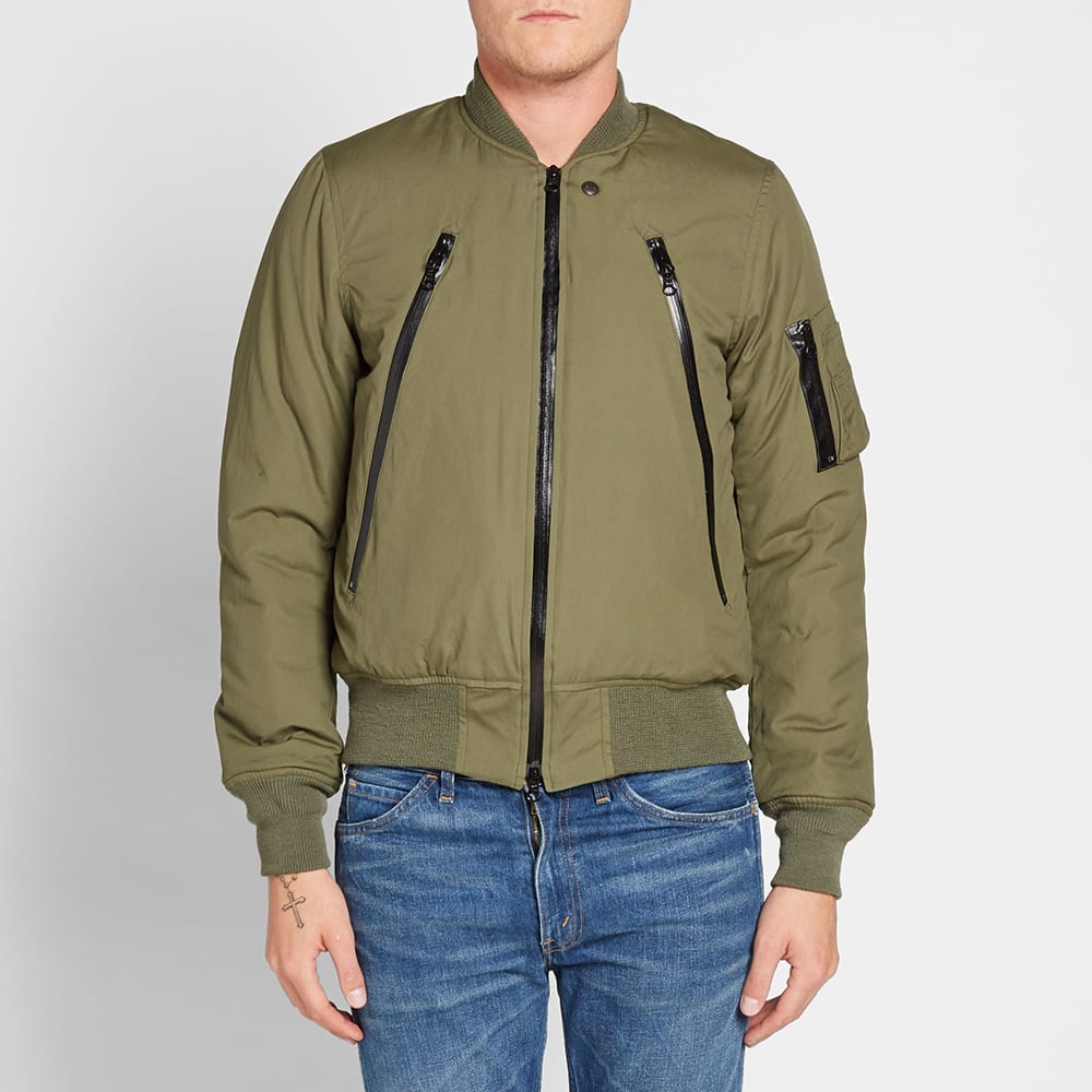 Monitaly Bomber Jacket