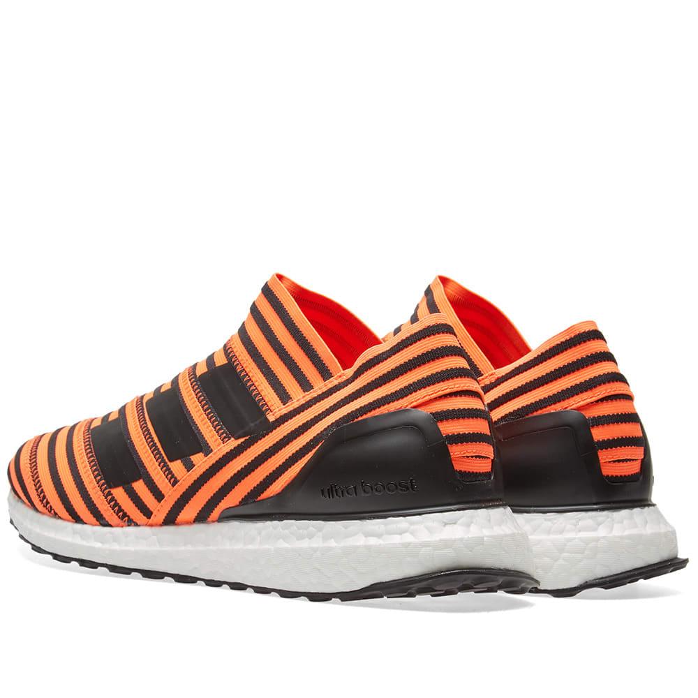c7f14e81ac8d9 Adidas Consortium Nemeziz Tango 17+ 360 Agility Ultra Boost  Solar Orange   Solar Orange   Core Black