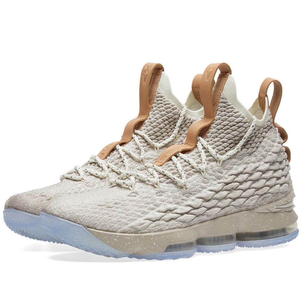 e4fc97873e84 Nike Lebron XV Ghost String